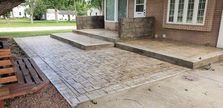 STAMPED CONCRETE SURPRISE AZ